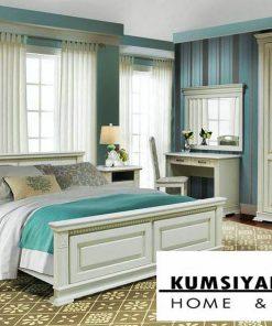 Kamar Set Bogor Minimalis Warna Putih