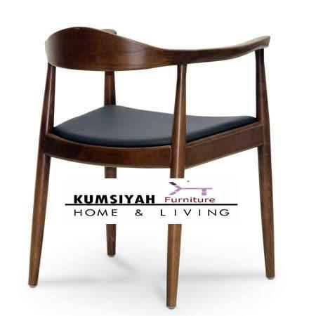 Jual Kursi Cafe Bandung Kayu Jati Minimalis Terlaris Kumsiyah Furniture