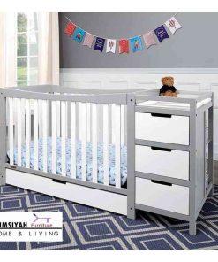 Jual Tempat Tidur Bayi Kayla Di Jakarta