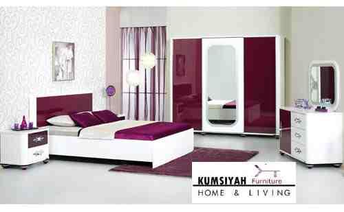 kamar set minimalis warna
