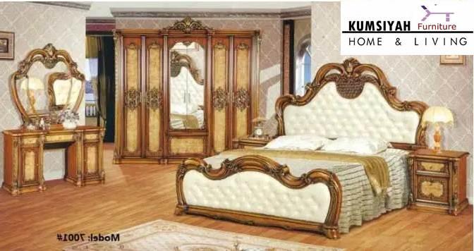 Set Kamar Mewah Klasik
