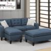 Jual Kursi Sudut Sofa Solo Minimalis Ebern