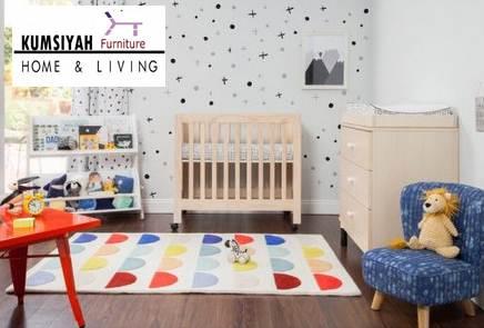 Jual Tempat Tidur Bayi Lipat Mini Origami Di Medan
