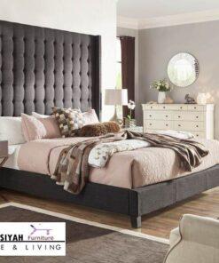 Jual Tempat Tidur Minimalis Mewah Cassvile Jepara
