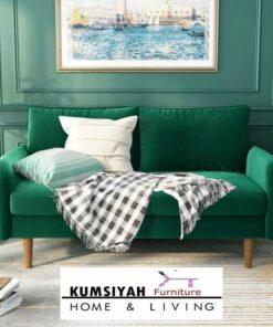 Sofa Minimalis 2 Seater Cilla Harga Murah Di Solo