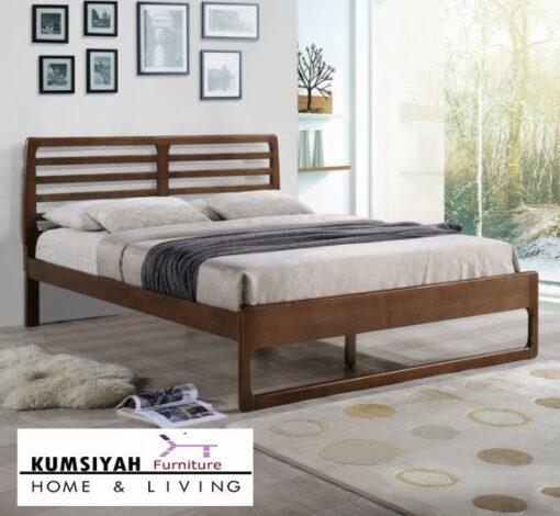Jual Tempat Tidur Dari Kayu Jati Solid Minimalis Jepara