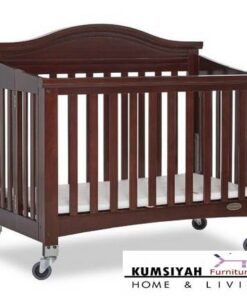 Harga Tempat Tidur Bayi Lipat Solo Venice Mini
