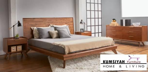 Jual Tempat Tidur Minimalis Kayu Jati Jepara