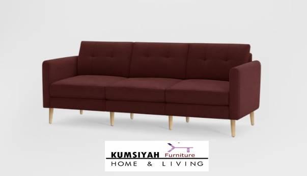 Jual Kursi Sofa Minimalis Cirebon 3 Dudukan Burrow Nomad