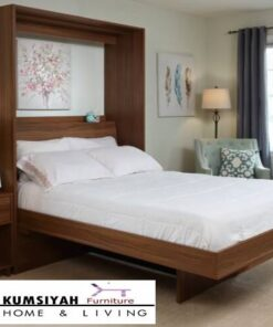 Jual Tempat Tidur Kayu Modern Tess Murphy Di Cirebon