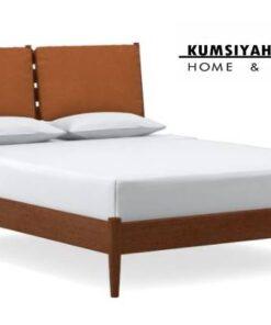 Jual Tempat Tidur Kayu Minimalis Arne Terlaris Bandung