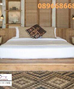 Jual Tempat Tidur Trembesi Minimalis