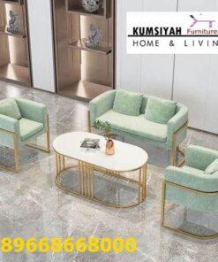 Jual Sofa Kaki Stainless Desain Minimalis Terjangkau