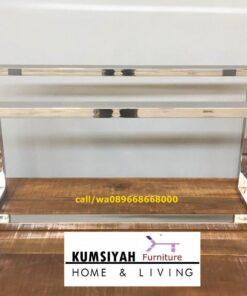 Custom Kaki Meja Stainless Bentuk Dan Model Terpopuler