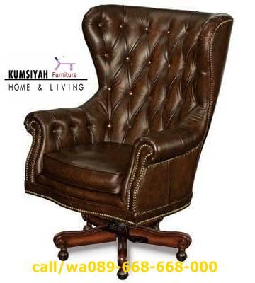 jual-kursi-kerja-direktur-kayu-jati-mewah-minimalis