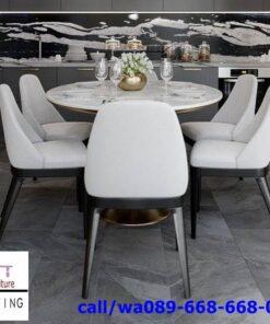 Jual Meja Marmer Italy Model Berdesain Mewah Klasik