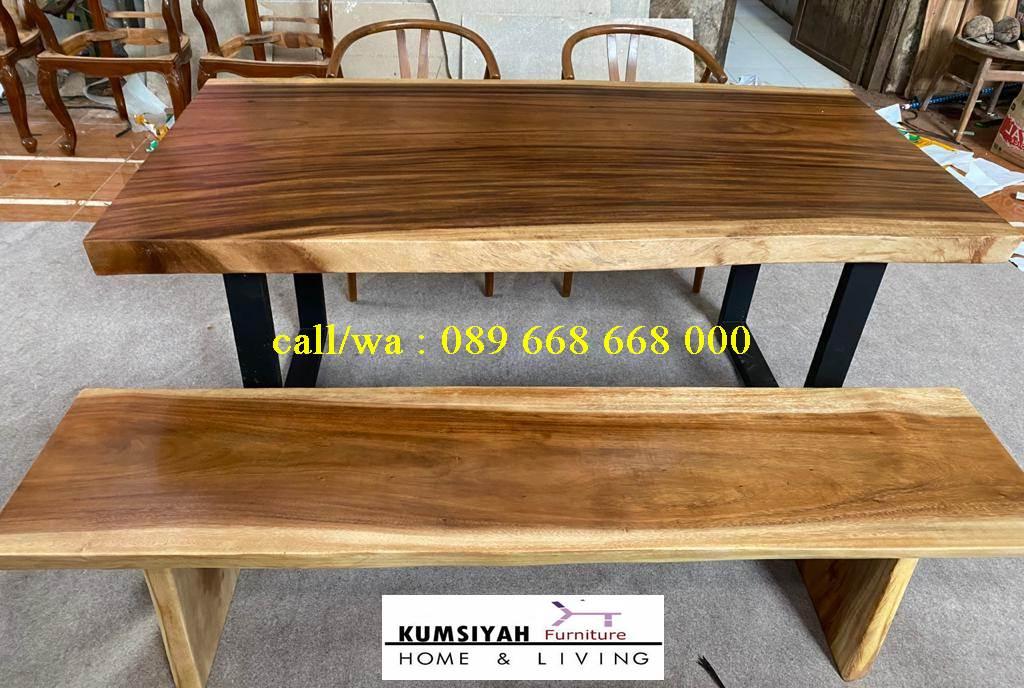 meja-trembesi-suar-kayu-solid-tebal