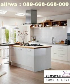 Jual Kitchen Set Demak Desain Minimalis Mewah