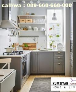 Jual Kitchen Set Magelang Desain Minimalis Harga Terjangkau